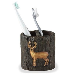 Woodland Creature Toothbrush Holder