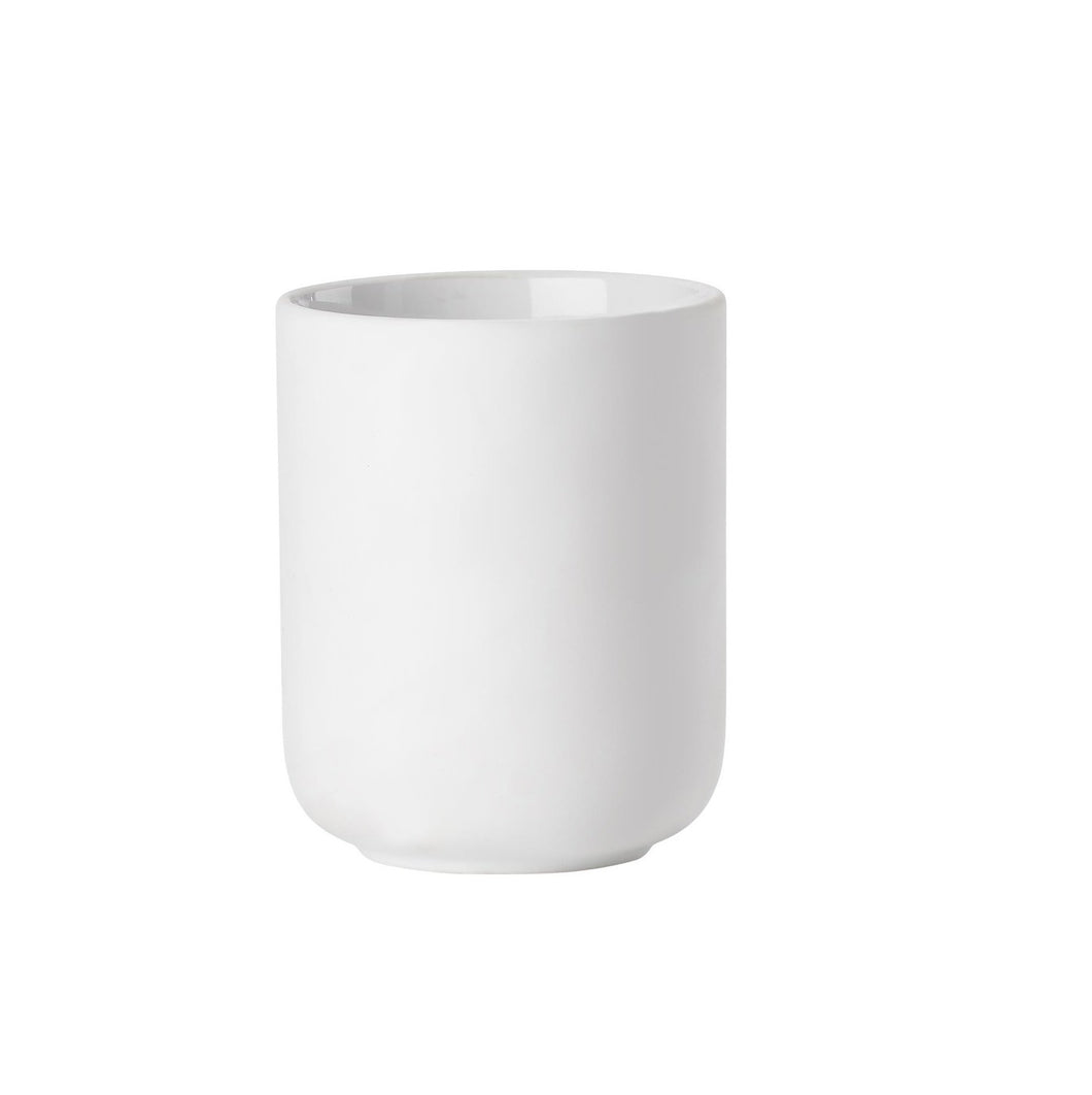 Ume Toothbrush Holder- White