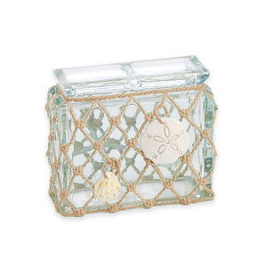 Avanti Linens Seaglass Toothbrush Holder
