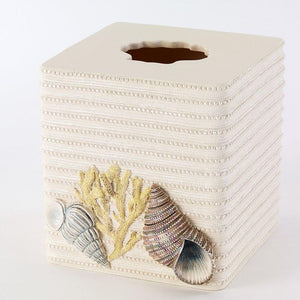 Avanti Linens Seabreeze Tissue Box Cover