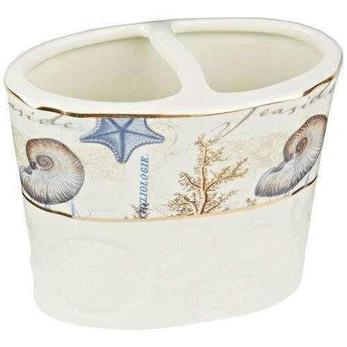 Avanti Linens Antigua Toothbrush Holder