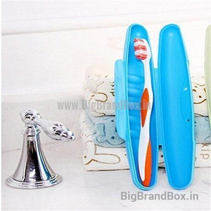 Toothbrush holder Case and Cover With Lock