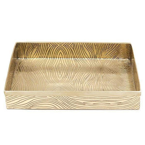 Humbolt Metal Bath Accessories (Shiny Brass)