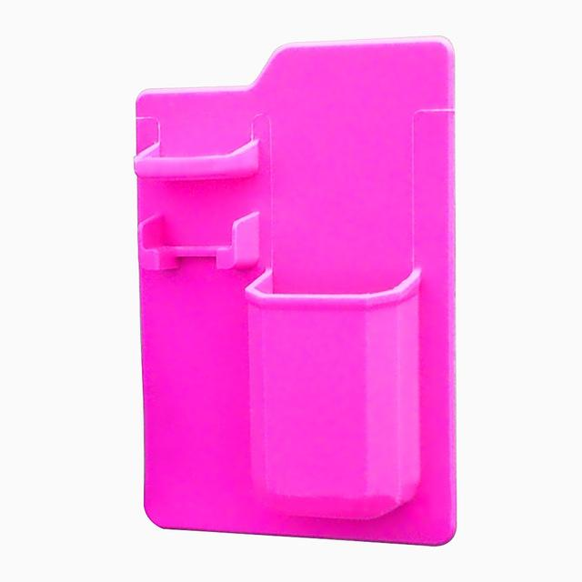 Creative Silicone Bathroom Organizer Toothbrush Holder Silicone Toothpaste Holder For Bathroom Mirror Shower