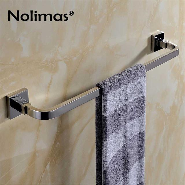 SUS 304 Stainless Steel Bathroom Hardware Set Mirror Polished Paper Holder Toothbrush Holder Towel Bar Bathroom Accessories