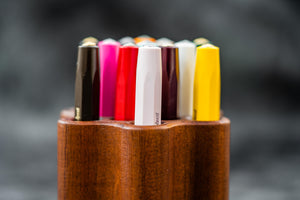 ToolComb  Wooden Pen and Brush Holder