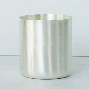 Toothbrush Holder- Silver