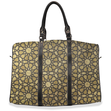 Load image into Gallery viewer, Golden Sunburst Travel Bags
