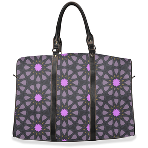 Cathedral Flower Travel Bags