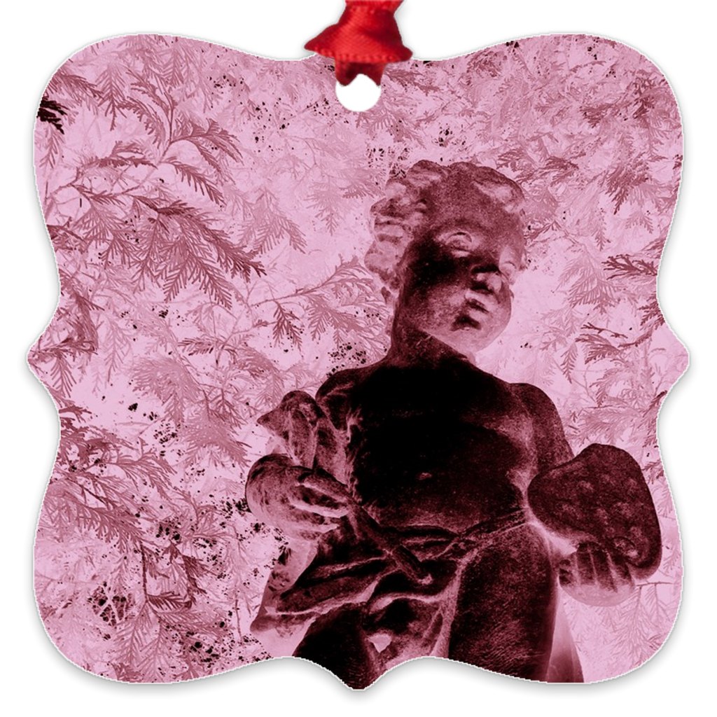 Cupid Metal Ornaments