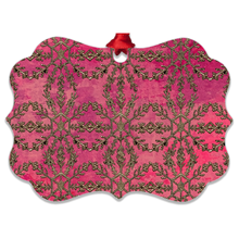 Load image into Gallery viewer, Scotch Red Metal Ornaments