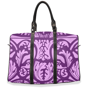 Cathedral Purple Travel Bags