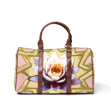 Sacred Lily Travel Bag