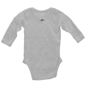 Infant Long Sleeve Bodysuit pouring all my love