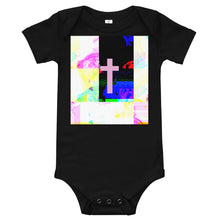 Load image into Gallery viewer, Contemporary Cross baby T-Shirt