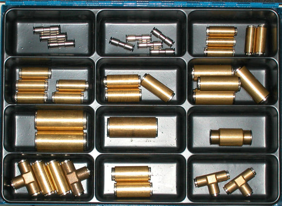 Assortment SV-T push connector