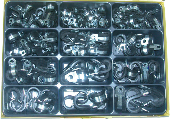 Assortment RSGU hose clamp 6-20 mm