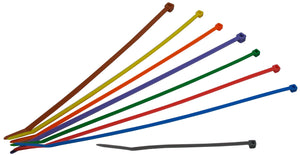 Cable ties S 100 X 3.6 yellow
