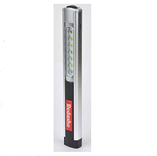 Engineer's Rechargeable Pen Torch with A Pen Clip and Magnet