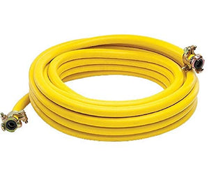 "15 Mtr 3/4"" Compressor Hose with 'Q' Couplings"