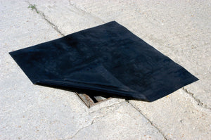 Neoprene drain cover 100cm x 100cm x 2mm