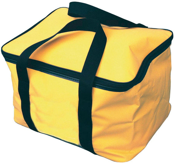 Empty Cube Bag (yellow)