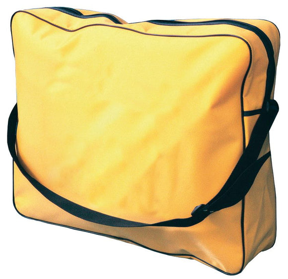 Empty Shoulder Bag - Medium (yellow)