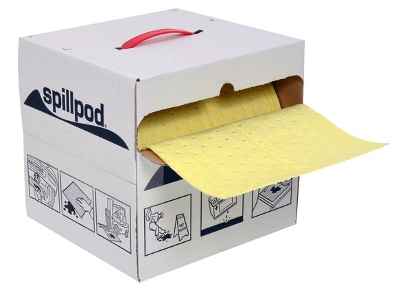 Chemical Quick-rip roll - Disp. Box