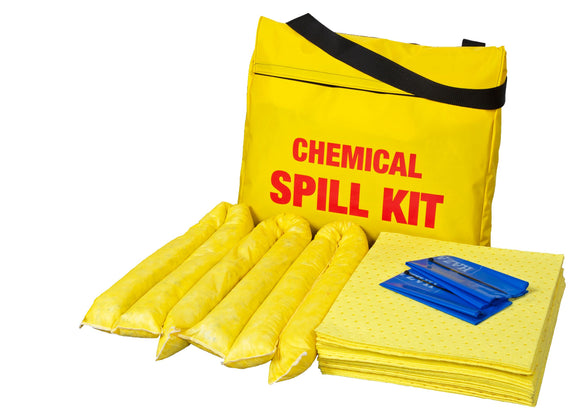 Chemical Kit in Flap Bag