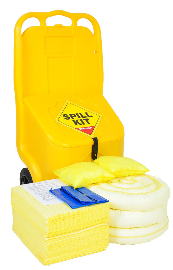 Chemical Spill Kit in Mobi Locker