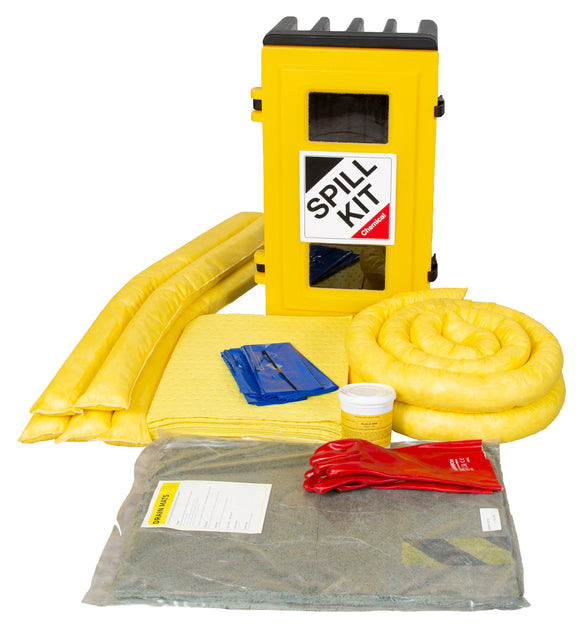 Chemical Kit Hinged Door Box