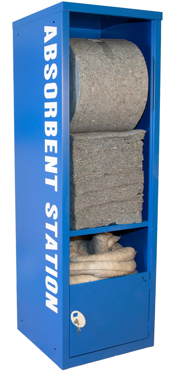 Absorbent Station + 2 refill packs