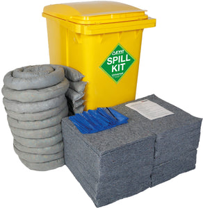 300 litre spill kit with EVO absorbents