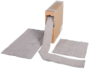 Premium-weight general-use absorbent roll in dispenser box. 13cm x 15M, Dispenser Box