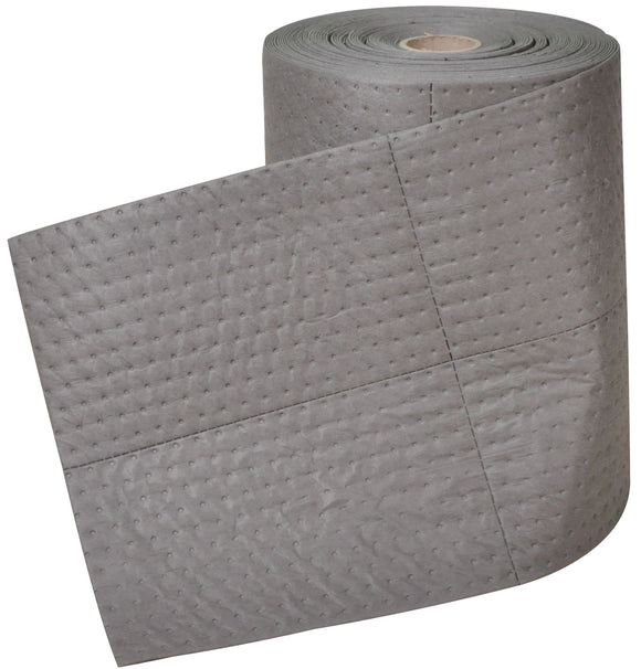 Single-weight general-use absorbent roll.  50cm x 80M, Boxed