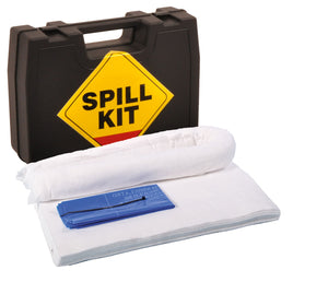 Oil & Fuel Spill Kit in Hard Carry Case