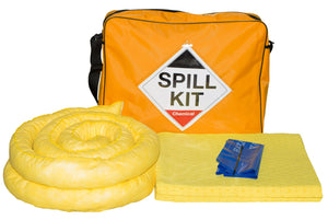 Chemical Kit in Orange PVC  Bag
