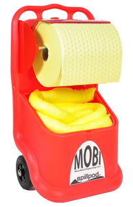 Mobi 2 with 15 x CS20 socks & 1 x CRM38 roll