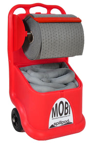 Mobi 2 with 15 x GS20 socks & 1 x GRM38 roll