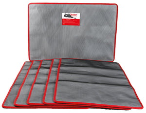 Pack of Five Large SpillTector Replacement Mats