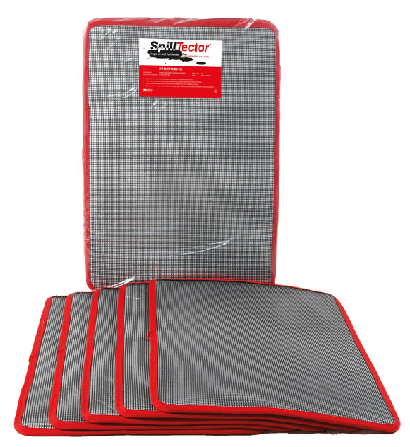 Box of Ten Medium SpillTector Replacement Mats