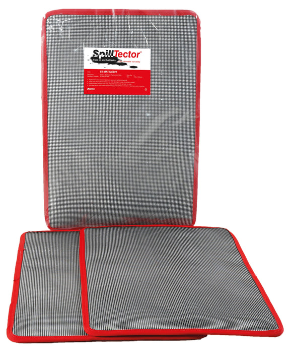 Pack of Two Medium SpillTector Replacement Mats