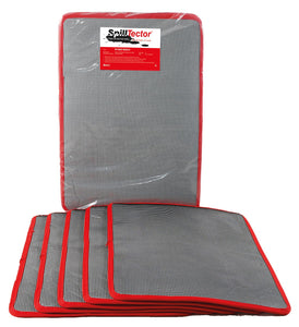 Pack of Five Medium SpillTector Replacement Mats