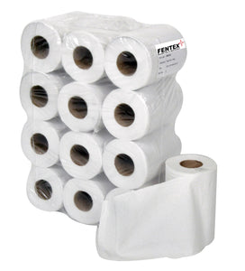 2 ply white (20cm x 65M) Pack Of 12
