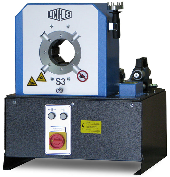Crimiping machine S 3 ecoline