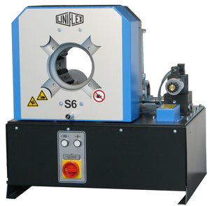Crimiping machine S 6 ecoline