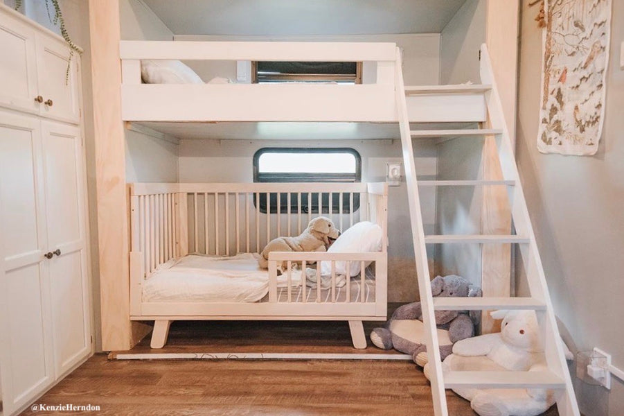 Portable Cribs for RV Camping with a Baby