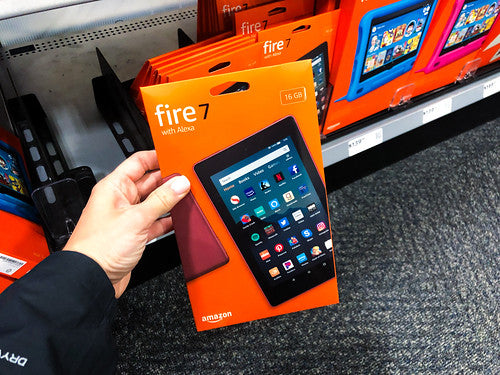 Amazon Fire Tablet Deals! Fire 7 Tablet As Low As $32.99 Each!