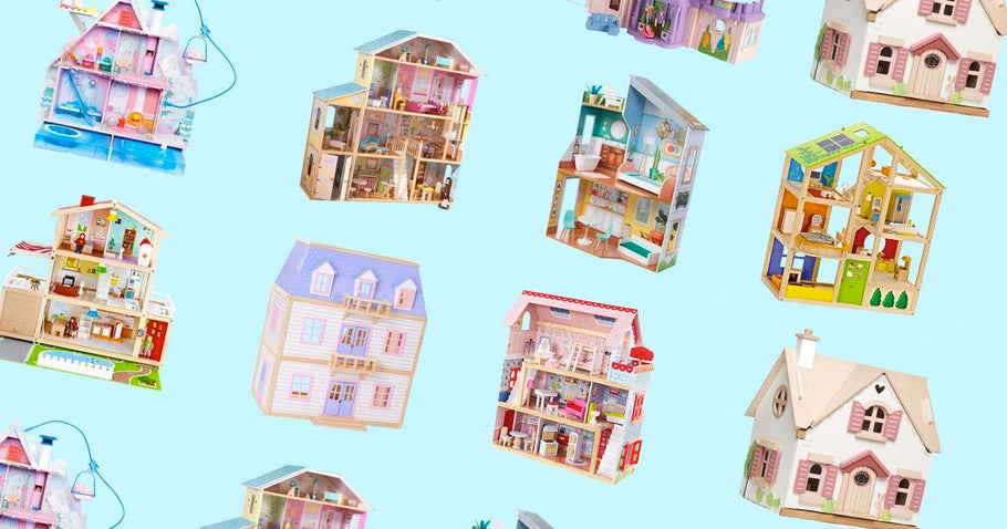 Child psychologists have long recognized the therapeutic power of the dollhouse — home is the natural center of a child's life, so the dollhouse is the perfect place to work out big emotions on a manageable scale