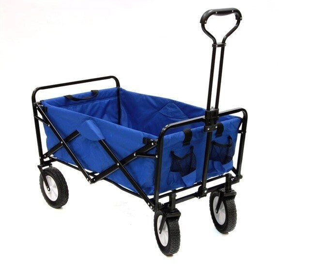 Fancy Collapsible Folding Cart With Wheels